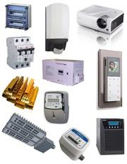 Электротехническое и осветительное оборудование