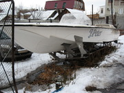 Продаётся морской прогулочный катер на подводных крыльях тип «ВОЛГА»