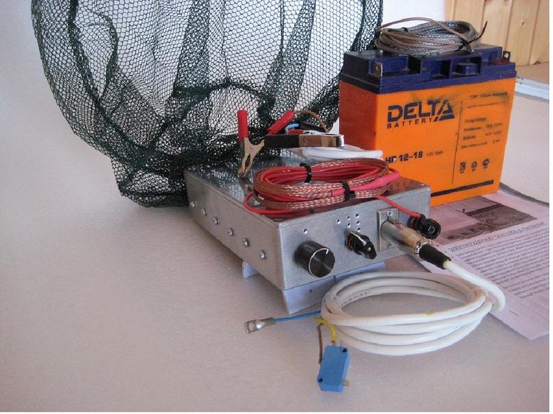 электро удочки ремонт