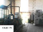 Оборудование линии по производству кислорода СКДС-70