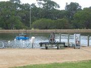 Очистка рыборазводных прудов с утилизацией илов на удобрения