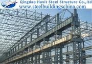 Стальная конструкция производственного здания,  Cклада