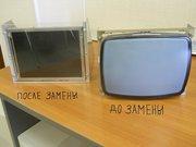 Замена мониторов ЭЛТ CRT на LCD TFT ЖКИ на ЧПУ