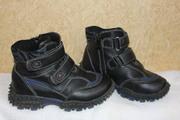 Подам демесезонные ботинки 28 р
