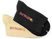 МАССАЖНЫЕ оздоровительные носки с ТУРМАЛИНОМ