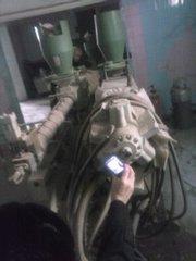 Оборудование промышленное по производству обуви