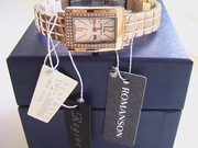 Позолоченные  часы Romanson. Роскошь доступная ВСЕМ !!!