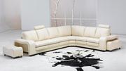 Модульный диван из итальянской кожи