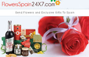Send Valentine's Day Flowers to Spain