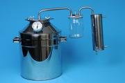 Дистиллятор (самогонный аппарат).