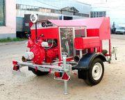 Продам Пожарные насосы МП 20.80 производит.220 м3- 2 шт.