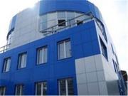 Вентилируемый фасад.(Облицовка со своим материалом)