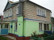 Двухэтажный  жилой  кирпичный  дом  в Астрахани