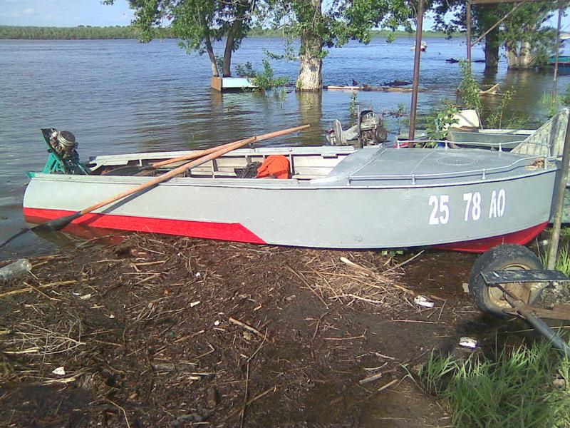 тех характеристики лодок казанка м